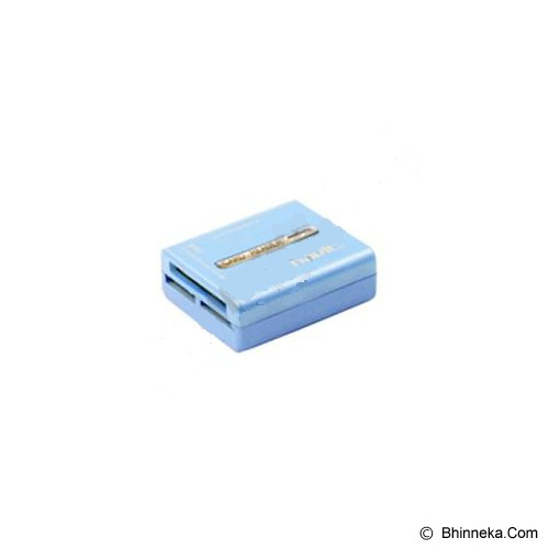 HAVIT All In 1 Card Reader [HV-C02] - Blue - Memory Card Reader External